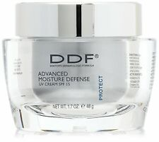 New DDF Advanced Moisture Defense UV Cream 1.7 oz / 48 g Face