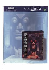 SYSTEM SHOCK 1 -1994 ACTION ADVENTURE PC GAME - COMPLETE RARE BIG BOX