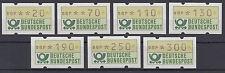 BRD/Bund - Automatenmarken (ATM) 1981 Nr. 1 - VS 2 - postfrisch/**