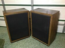 """TANNOY ARDEN SPEAKERS WITH 15"""" DUAL CONCENTRIC DRIVERS"""
