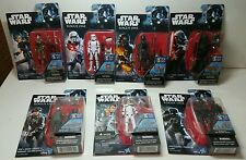Star Wars 3.75 Inch Rogue one wave 1 set with rare action figures