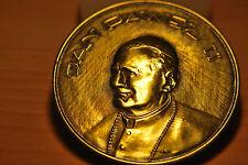 Medaille Papst Johannes Paul II