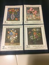 czechoslovakia stamp 1976 MNH Paintings from the National Gallery