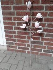 Magnolienzweig Magnolien  Zimmerpflanze Kunstblume künstliche Pflanze 103 cm
