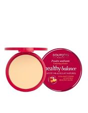 BOURJOIS Healthy Balance Compact Foundation Powder 52 Vanilla with Mirror,RRP$20