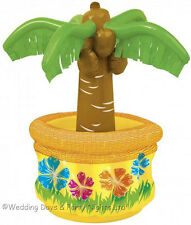 66cm Inflatable Palm Tree Drink/Beer Cooler Hawaiian Beach Pool Party Decoration