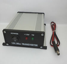 144 to 28 MHz ASSEMBLED TRANSVERTER 2meters 2m 144mhz 146mhz VHF UHF Ham Radio