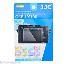 Optical Glass LCD Screen Protector for Panasonic DMC-LX100,Leica D-LUX (Typ 109)