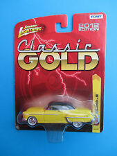 JOHNNY LIGHTNING CLASSIC GOLD 1950 OLDSMOBILE 88 1: 64 SCALE