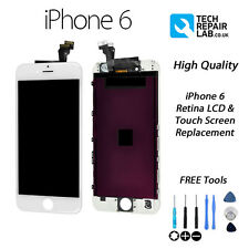 NEW Replacement Retina LCD & Digitiser Touch Screen Assembly FOR iPhone 6 WHITE