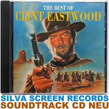 The Best Of Clint Eastwood - Soundtrack CD NEU RAR - Silva Screen Records