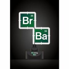 Official Licensed Breaking Bad Elements Neon Light night man cave netflix