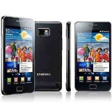 Latest Model SAMSUNG GALAXY S2  I9100 16GB 8MP Camera Nobel Black (Unlocked) UK