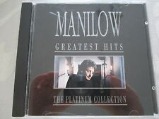 Barry Manilow - Greatest Hits - The Platinum Collection - CD