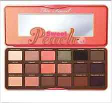 HOT Too Faced Sweet Peach Eye Shadow Collection Palette Eyeshadow Makeup bronzer