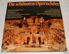 LP: Die schönsten Opernchöre (Doppel-LP)
