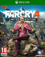 FarCry 4 -- Limited Edition  Xbox One, 2014