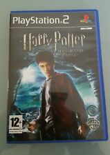 HARRY POTTER AND THE HALF-BLOOD PRINCE - PS2 GAME - VGC