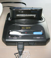 Retro Compact MD Mega Drive Console - with Lots & Lots of Games &  UK Plug