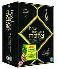 How I Met Your Mother Box Set Seasons 1-9 DVD Region 2  PAL (Not US)