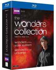 Wonders Collection With Prof. Brian Cox Blu-ray NEW