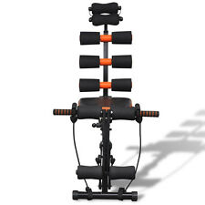 Abdominal AB Machine Fitness Home Gym Exercise Core Crunch Rocket Wonder Master