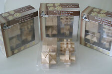 10x Geduldspiele Mind Games Set of 4 pieces von Lifetime 10x  4er Set !!!