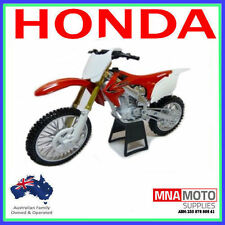 HONDA CRF250R TOY MODEL DIECAST 1:12 SCALE