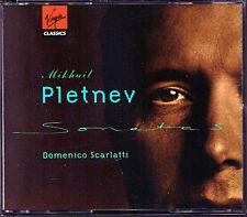 Mikhail PLETNEV: Domenico SCARLATTI 31 Piano Sonatas VIRGIN 2CD Klaviersonaten