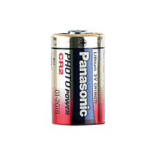 Panasonic Photo Lithium Batterie CR2, 3V, 850 mAh