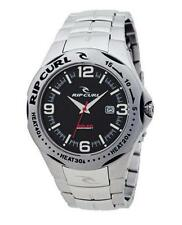 Rip Curl SOLAR BARREL SSS WATCH Mens Surf Watch NO BATTERY REQUIRED New - Black