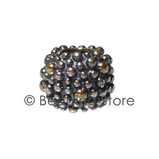 NEW Pandora Moss Two Tone Charm 925 Silver 14k Gold ALE Genuine Authentic 791225