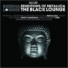 V/A - Renditions Of Metallica - The Black Lounge CD