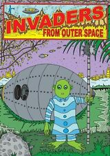 INVADERS FROM OUTER SPACE (3 DVD SET) BRAND NEW!!! SEALED!!!