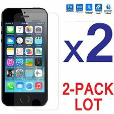 2x Blade 3 Anti-Explosion Tempered Glass Film Screen Saver for Apple iPhone SE