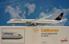 Herpa Wings 1:500 Airbus A350-900 XWB  Lufthansa D-AIXA 529037