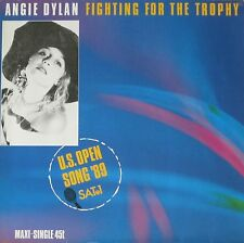 "Angie Dylan - Fighting For The Trophy (12"" Vinyl Maxi-Single Germany 1989)"