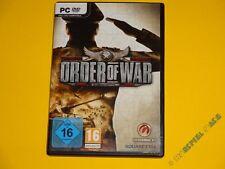 *Computerspiel* Order of War * SQUARE ENIX *
