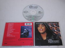 THE BODYGUARD/ORIGINAL SOUNDTRACK (ARISTA 07822 18699 2) CD ALBUM