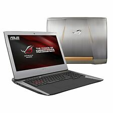 ASUS G752VY-GC082T Gaming Notebook Intel i7 8GB 17.3 Full HD IPS 1TB 256GB SSD