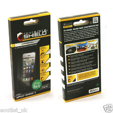Genuine ZAGG INVISIBLE SHIELD SCREEN PROTECTOR For Apple iPhone SE 5s 5 5c NEW