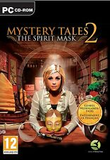 Mystery tales 2- The Spirit Mask (PC CD) BRAND NEW SEALED