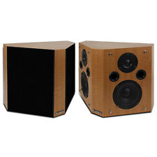 Fluance SXBP High Definition Bipolar Surround Sound Wide Dispersion Speakers