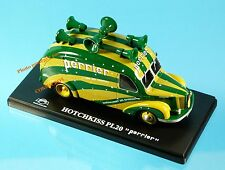 HOTCHKISS PL20 Advertising French water car PERRIER little truck Tour de France
