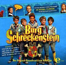 CD * BURG SCHRECKENSTEIN - Der Original Soundtrack zum Kinofilm # NEU OVP &