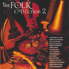 The Folk Collection, Vol. 2 - Various Artists    *** BRAND NEW CD ***