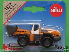 Siku Super Serie 1477 Liebherr Radlader Blitzversand per DHL-Paket