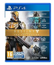 Destiny: The Collection (PS4) NEW & SEALED - Fast Dispatch