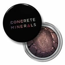 Concrete Minerals Smut Dirty Silver Shimmer Mineral Eyeshadow Vegan Cruelty Free