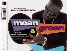 MARK MORRISON : MOAN & GROAN / 6 TRACK-CD - TOP-ZUSTAND
